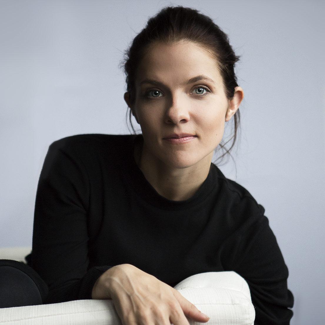 Director Anna Paavilainen - Two Bodies On A Beach - photo by Mitro Härkönen