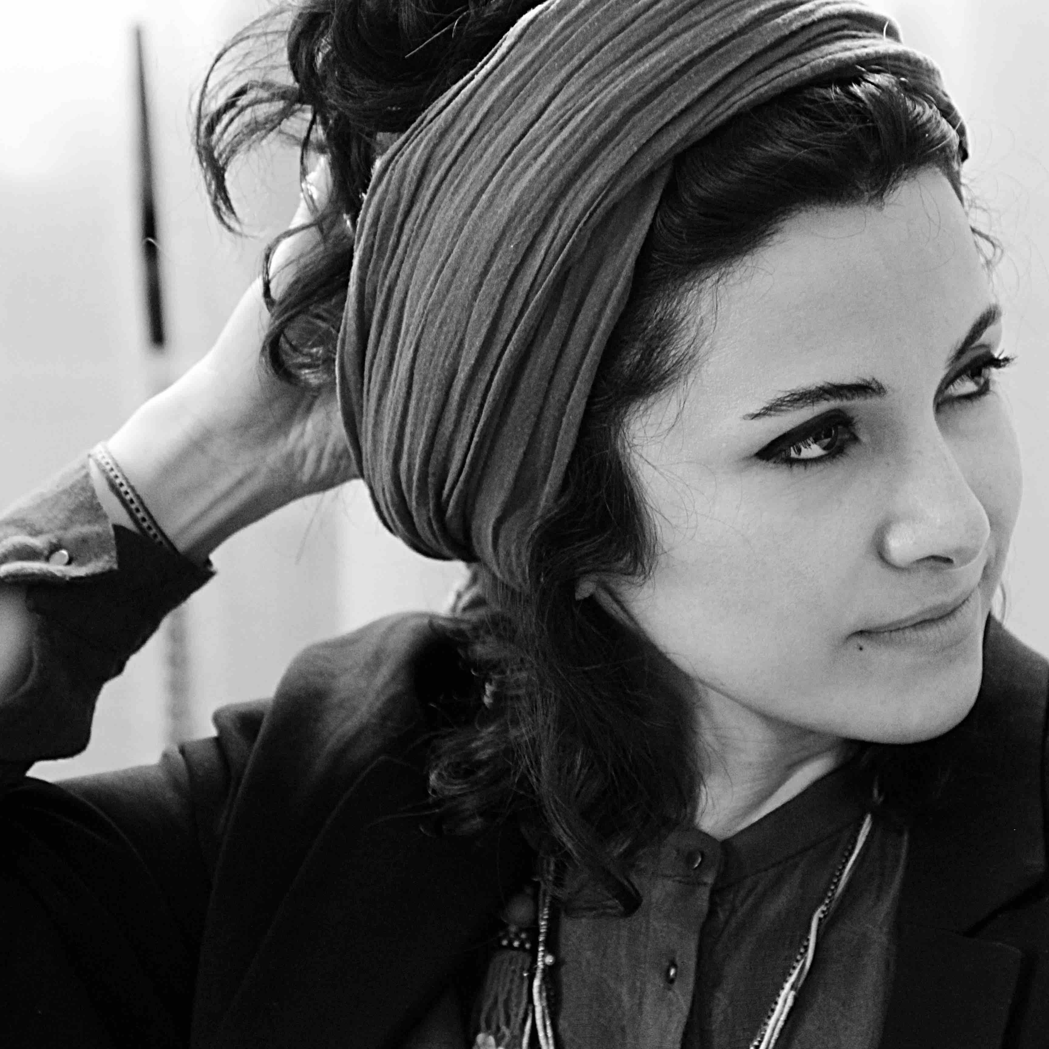 Director - Farnoosh Samadi - The Role